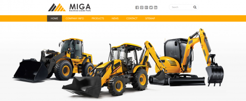 MIGA Machinery Parts Co.,ltd.