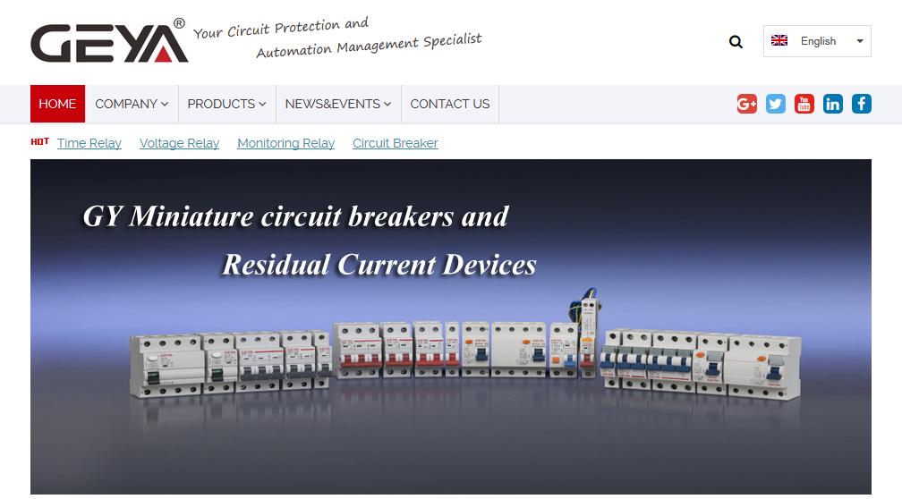 Zhejiang Geya Electrical CoLtd Biz Lian Business Link Platform