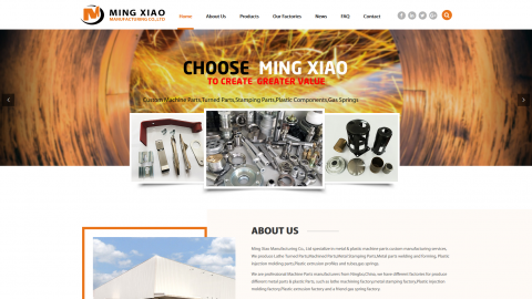 Ming Xiao Manufacturing Co.,Ltd.