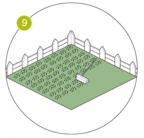 How to install your own artificial grass turf field?
