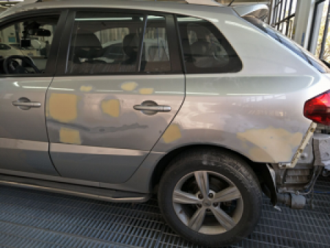 How to Quickly Detect and Repair Damages after Car Crash?