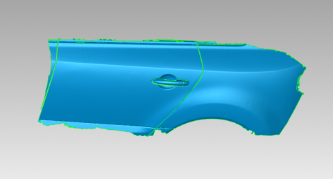 Safety Matters: 3D Inspection of Snowplow's Parts