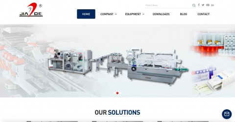 Wenzhou Jiade Packing Machinery Co.,Ltd.