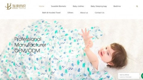 changyi hongbo textile Co.,Ltd.