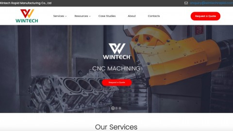 Wintech Rapid Manufacturing Co.,Ltd