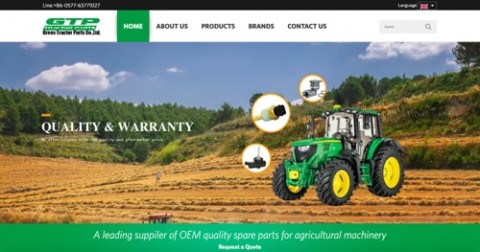 Green Tractor Parts Co.,Ltd