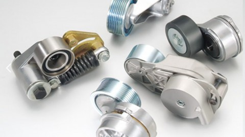 Which material is used in manufacturing fasteners?