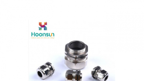 Brass Cable Gland-Small Range Type