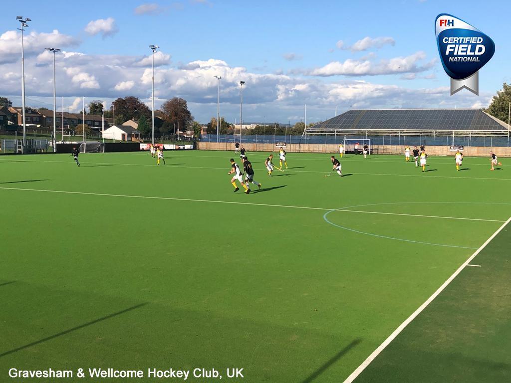 Gravesham & Wellcome Hockey Club, UK