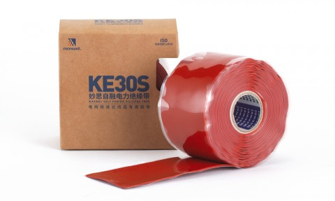 Silicone rubber self-adhesive tape can improve material properties and reduce blade prices