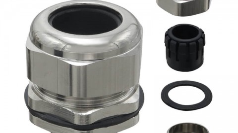 Brass Cable Gland-Strengthened Type
