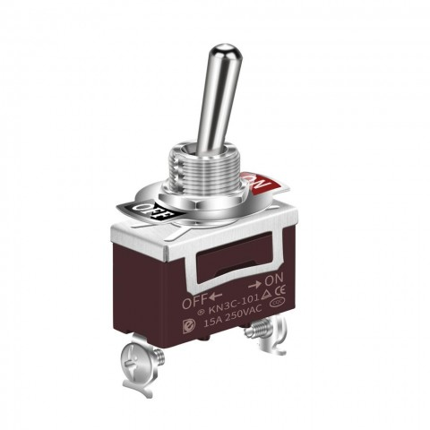 How are toggle switches classified