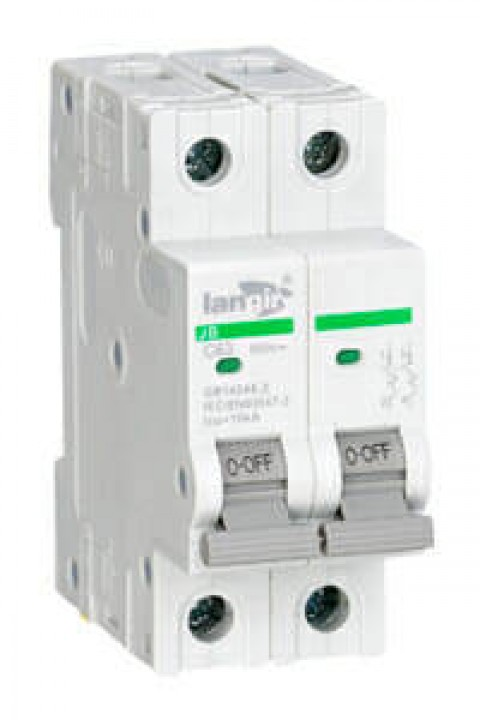 Selection requirements for DC system circuit breakers
