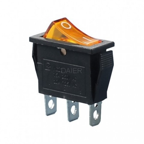 Application and selection of 12v rocker switch