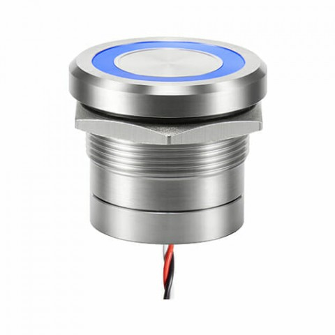 High Current Anti-vandal switch for Marine and Automotive