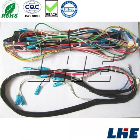 HOW TO CHECK WIRE HARNESS PRODUCTS