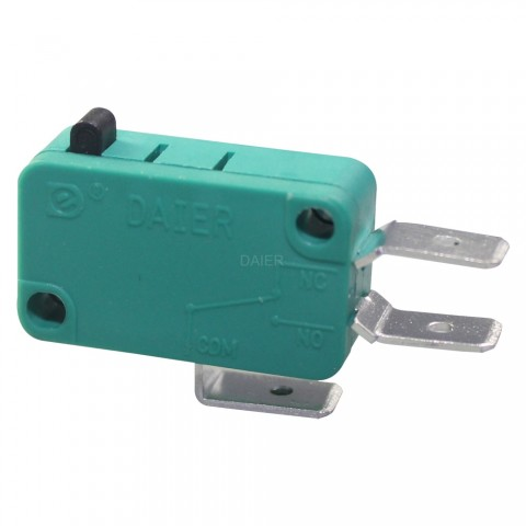 What is the function of the micro switch?