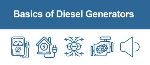 柴油发电机的基本术语