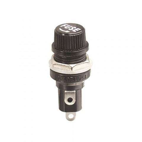 Fuse holder wiring method