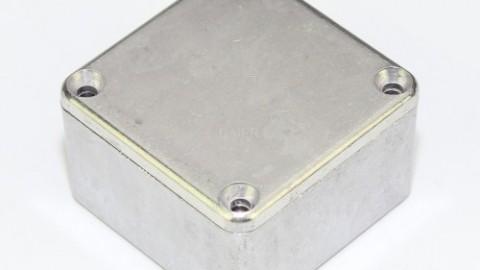 Aluminium Enclosure