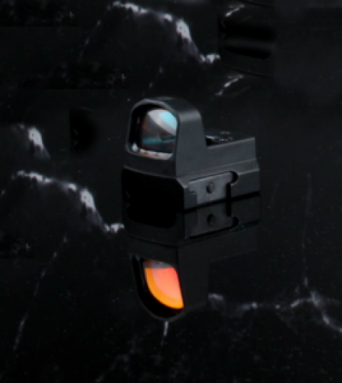 FRENZY-S POLYMER PISTOL RED DOT SIGHT TEST REVIEW