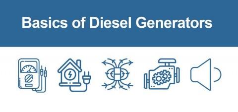 The Basics of Diesel Generators